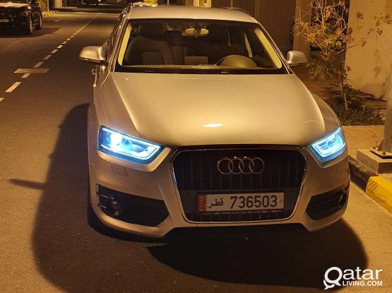 Audi Q3 3.0 TFSI 2015