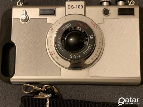 Camera Case For iPhone 8plus