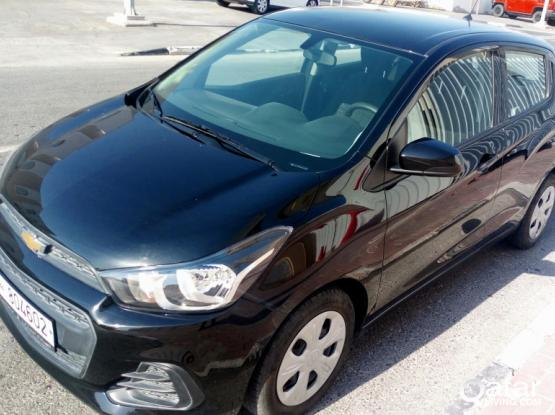 chevrolet 2018 17000kmhatch pack spark 1400cc