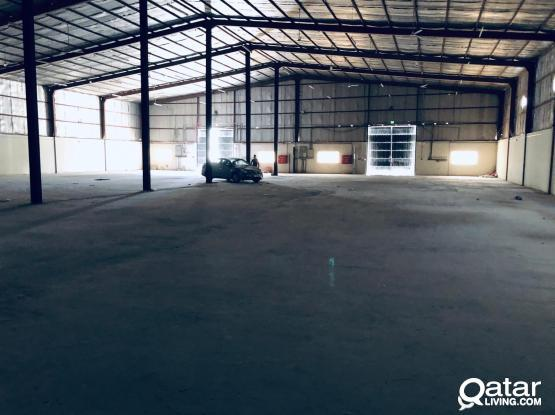 1400 SQUARE METER FOR RENT IN INDUSTRIAL AREA