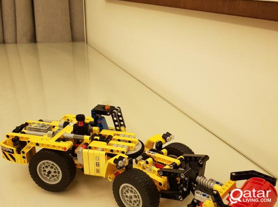 LEGO Technic Mine Loader (Big Size)