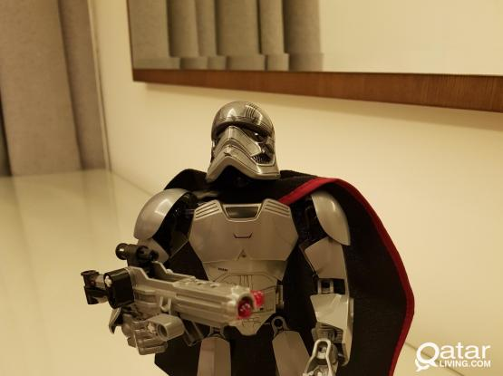 LEGO Star Wars Captain Phasma 75118 (Assembled)