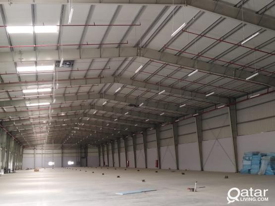 3500 SQUARE METER STORE FOR RENT IN INDUSTRIAL AREA