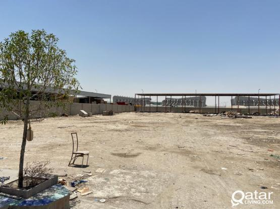 4000 SQUARE METER LAND FOR RENT IN INDUSTRIAL AREA