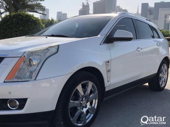 Cadillac SRX 4 2012
