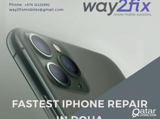 IPHONE WATER DAMAGE REAPIR AT YOUR HOME AND OFFICE