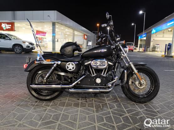 Harley Davidson Sportster 48 2014