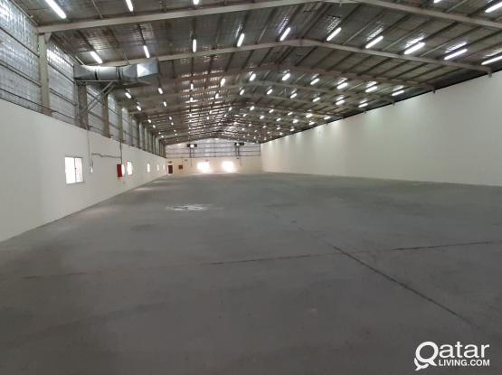 1750 Sqm Genaral Warehouse For Rent In Industrial Area