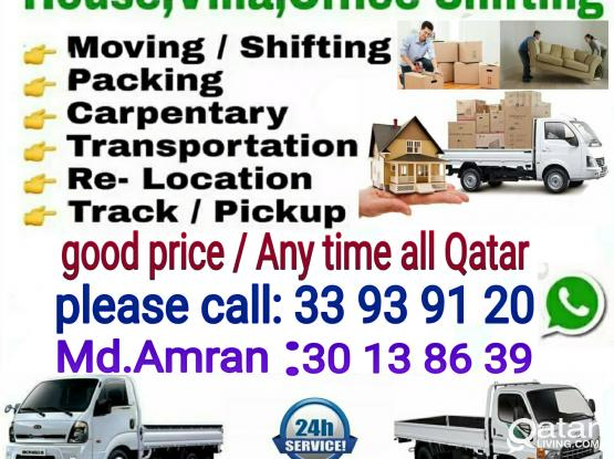 Best prices-Moving shifting packing carpentry trangsport& fixing services.33939120