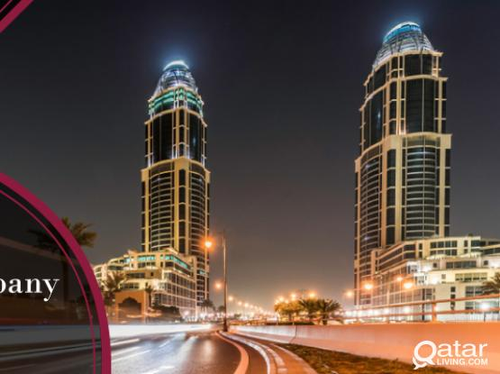 Company Formation in Qatar / PRO Services / Virtual Trade License/Baladiya/ Audit and Tax Services