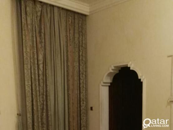 NEAT AND CLEAN SPACIOUS STUDIO WITH OPEN KITCHEN IN HILAL NEAR LULU HYPERMARKET (NUIJA WEST)