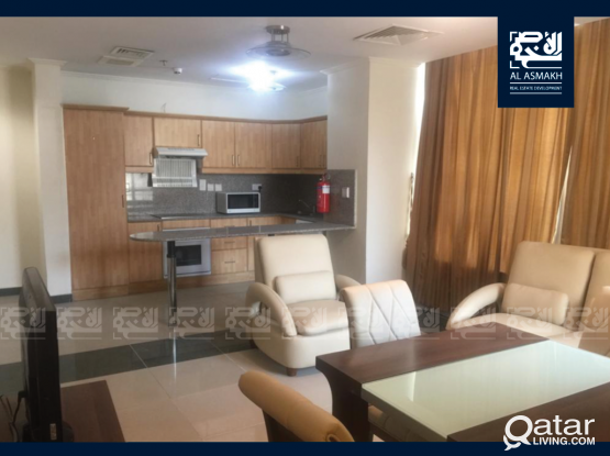 Furnished 1-BDR Apartment in Musheireb +1 month free