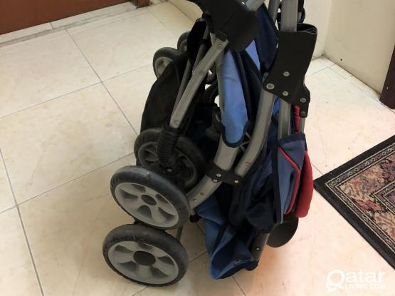 A Baby stroller