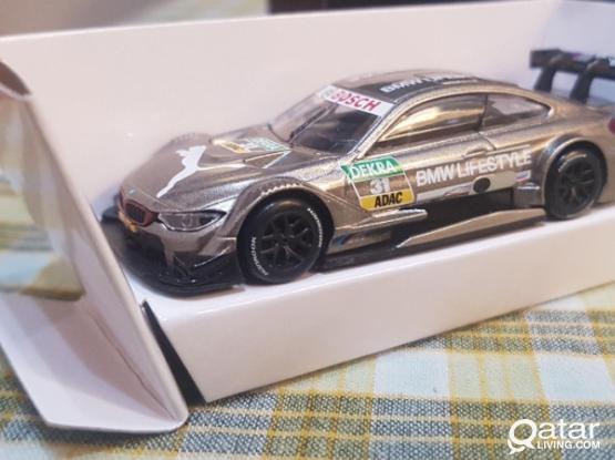 BMW M4 MINI SCALE MODEL