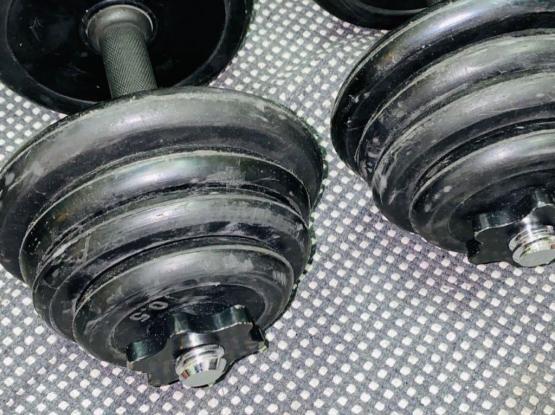 Dumbells New And Unused 25KG