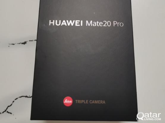 Huawei Mate 20 Pro for exchange