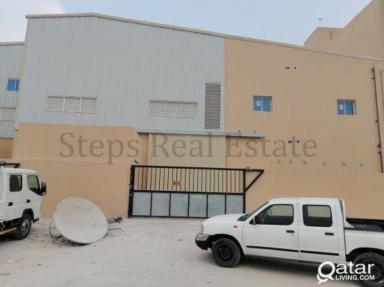 Huge Brand New Warehouse For Rent