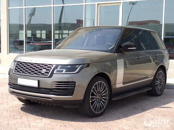 Land Rover Range Rover Vogue SE Supercharged 2018