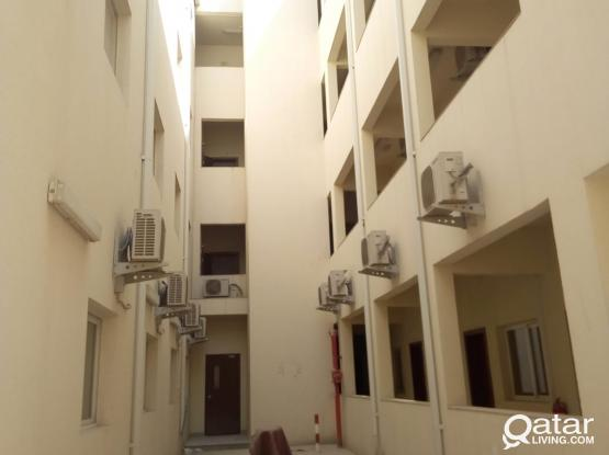 Labor Accommodation's 100 Rooms to 250 Rooms At Industrial Area