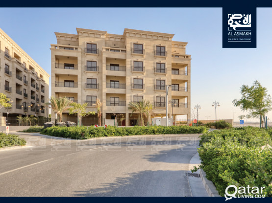 New 1-Bedroom Apt in Fox Hills, Lusail, no commission