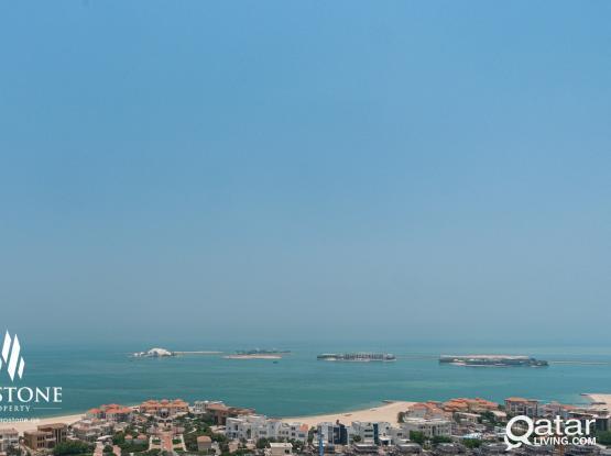 FREE UTILITIES! Sea View, Spacious 2BR Unit