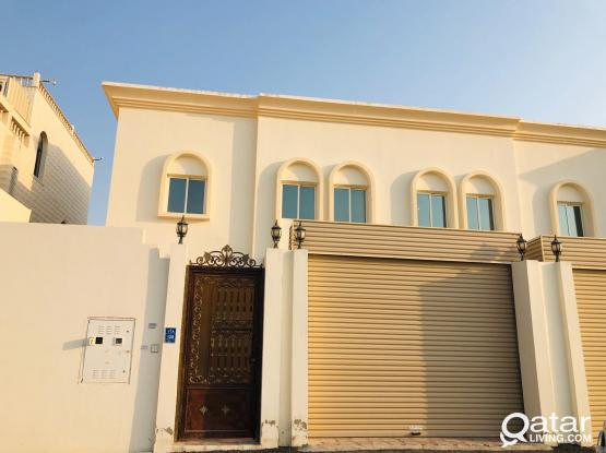 7 BED ROOM BRAND NEW VILLA IN NEW WUKAIR