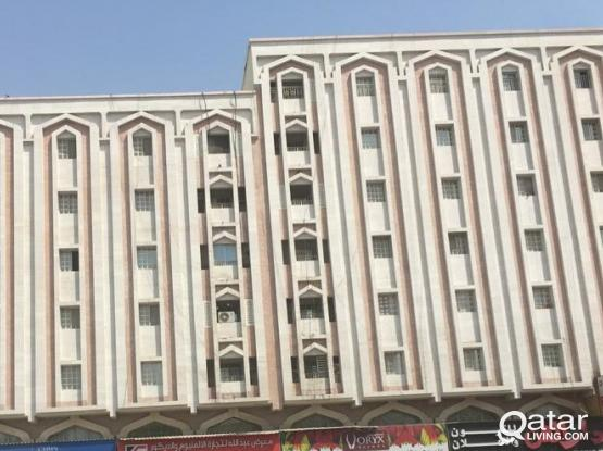 *** Beautiful Spacious Flats in Al Ghanim  . No Commission ***
