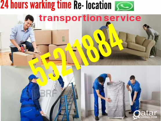 Moving and Shifting Service 55211884. House, Villa & Office  Packing Service  Transportation Service Re-Location, Carpentry, Furniture Fixing,Electrician, Plumber.
