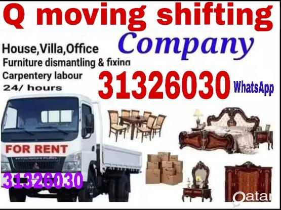 Low price We do moving and shifting 24/7 good price. Please call 31326030
