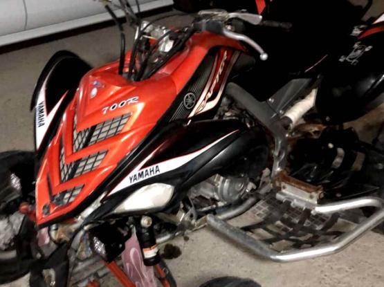 Yamaha Rapator 700R 2010