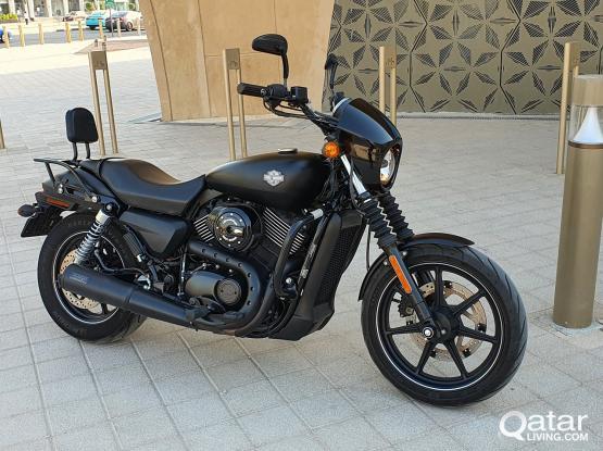 Harley Davidson Street 2015