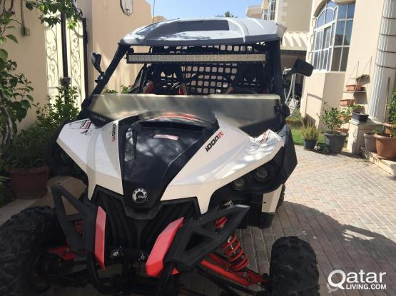 Can Am 1000 CC 2014