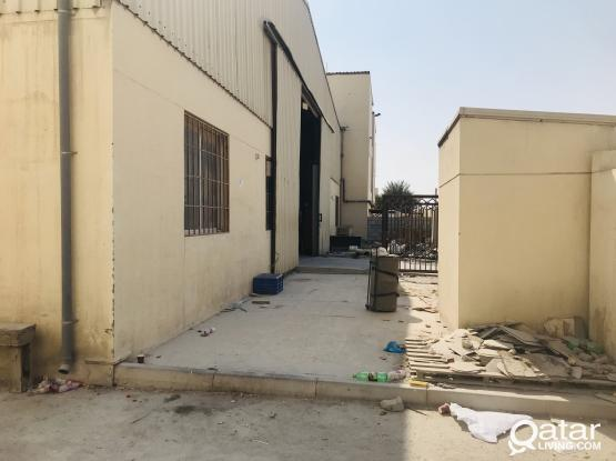 Small Store & 4 Room For Rent - Industrial area