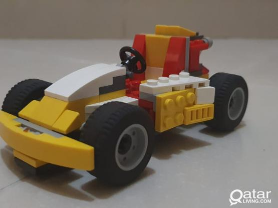Lego, 3in 1 sets