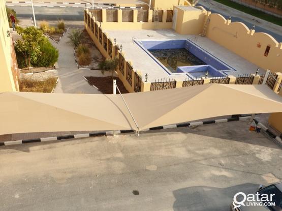 * * * 4 BR Compound for Rent in Al Gharaffa
