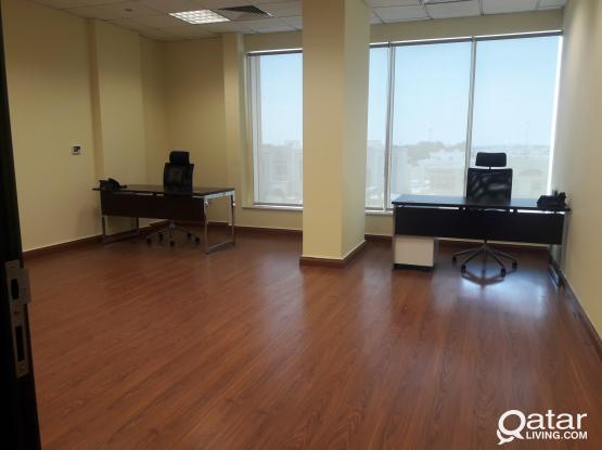 office space for rent at Al sadd and munthaza