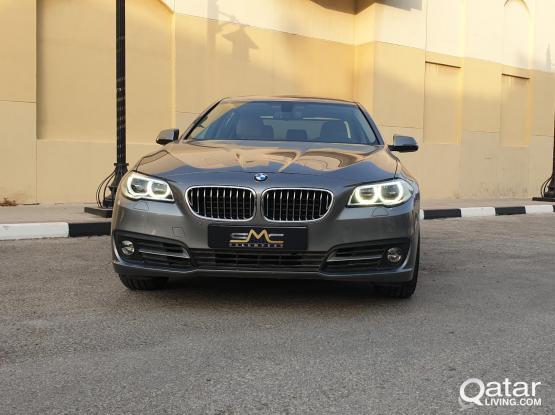 BMW 5-Series 520 i 2016