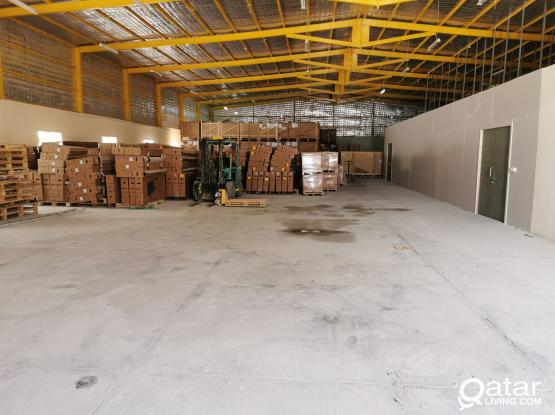 1200.sqm FOOD STORE FOR RENT IN INDUSTRIAL AREA