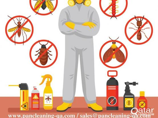Cleaning & Pest Control Service - 31117217