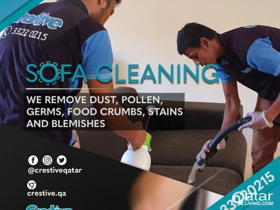 Sofa Cleaning / Carpet Cleaning / Mattress Cleaning / Call 33220215
