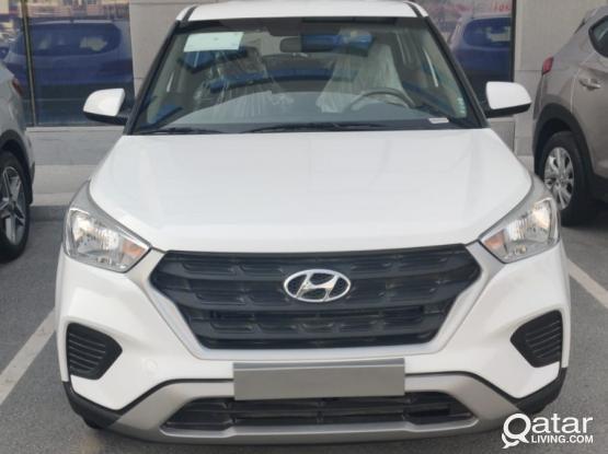 Hyundai creata 2020 0km for rent