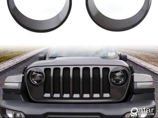 Jeep Wrangler 2007-2015 Angry eyes