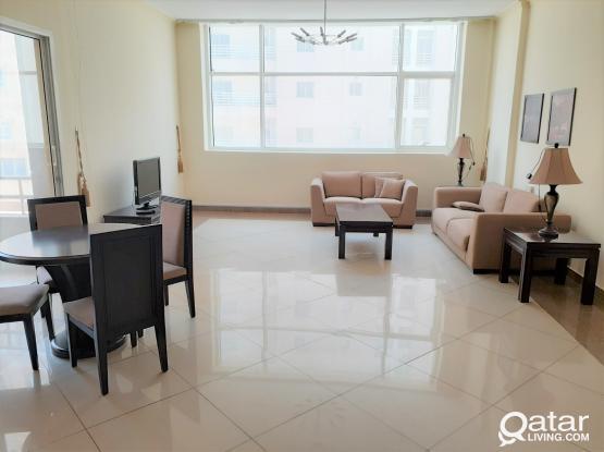 1Month Free-FF 1BHK+Balcony & All Facilities-Mushreib