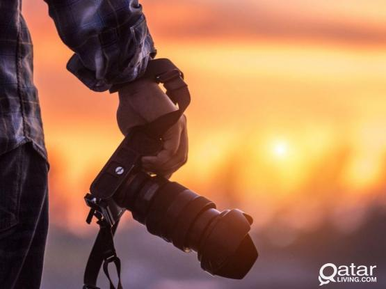 Freelance Videographer, Photographer , Video Editor