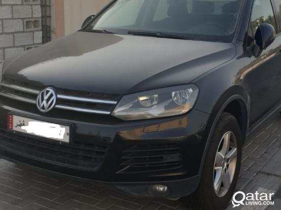 Volkswagen Touareg Standard 2012