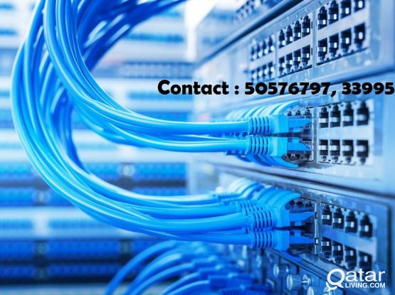 IT/NETWORKING/CCTV/TELEPHONE/CABLING SERVICES & TRADING