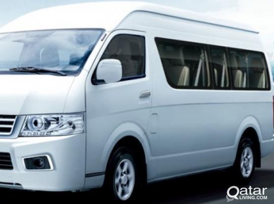 King Long Van 2020