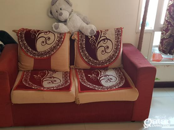 Strong.sofa set good condition.... give ur offers...