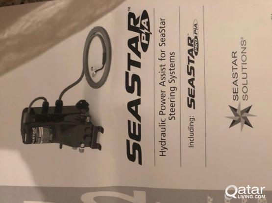 Power Steering Pump - SeaStar PA1200-2