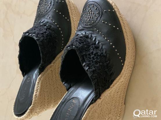 Renzi High Platform Shoes Size 37